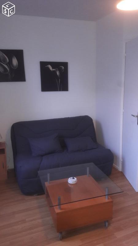 De particulier à particulier Le Havre, appartement studio de 17m²