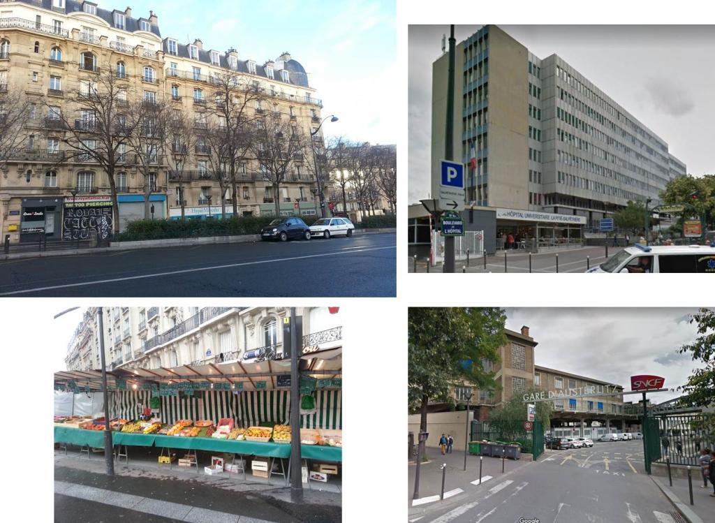 Location particulier à particulier, studio, de 16m² à Paris 13