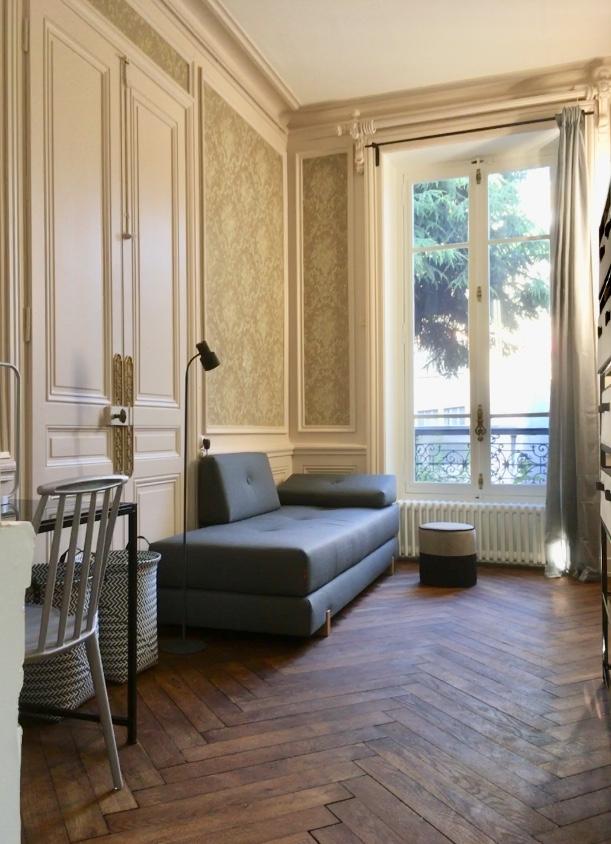 Location de particulier à particulier à Lyon 03, appartement chambre de 14m²