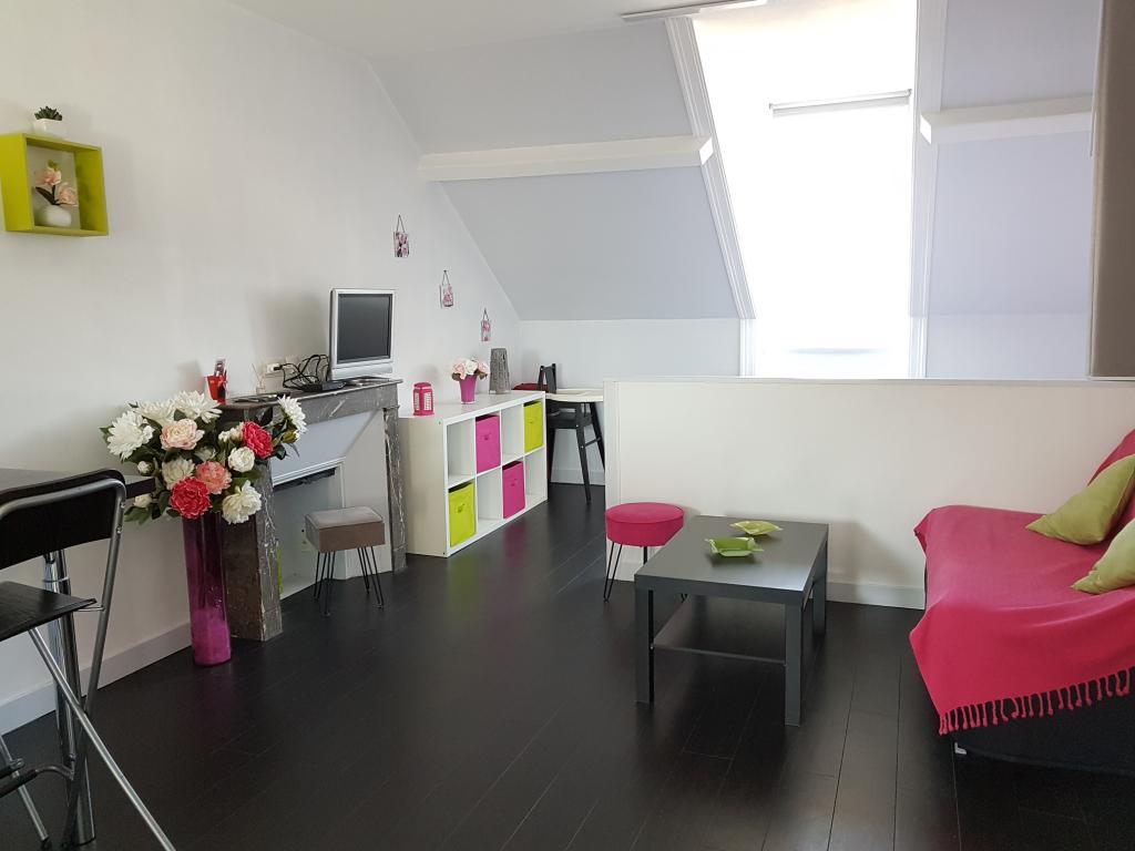 De particulier à particulier , studio, de 32m² à Saint-Malo