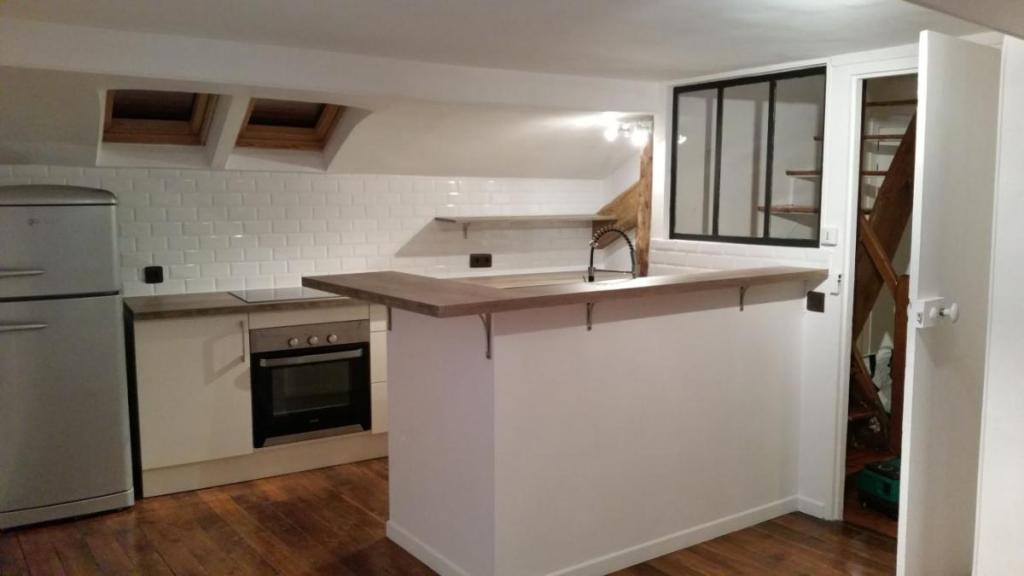 Appartement particulier à Fontainebleau, %type de 40m²