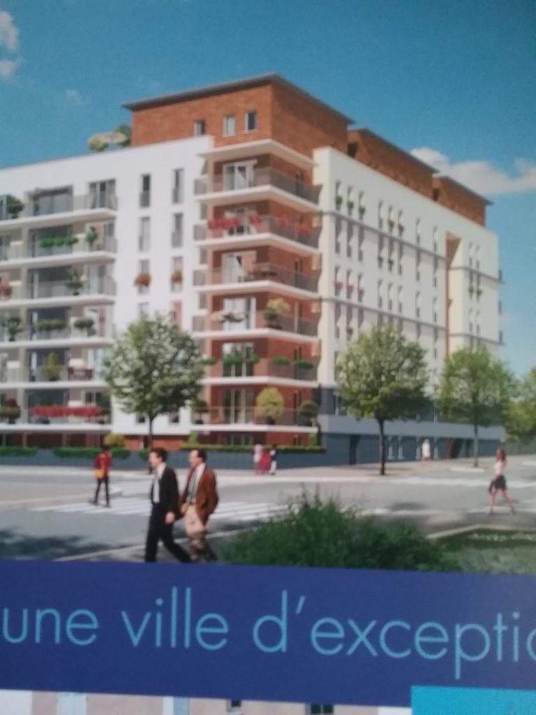 Location particulier à particulier, appartement, de 45m² à Cergy