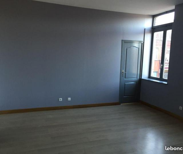Location appartement T2 Roubaix - Photo 1