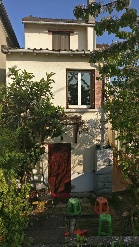 Location particulier à particulier, chambre à Villeneuve-Saint-Georges, 12m²