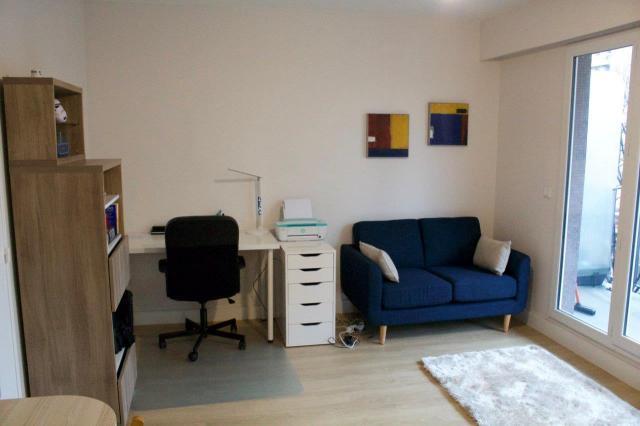Location De Studio De Particulier à Paris 15 1000 29 M²