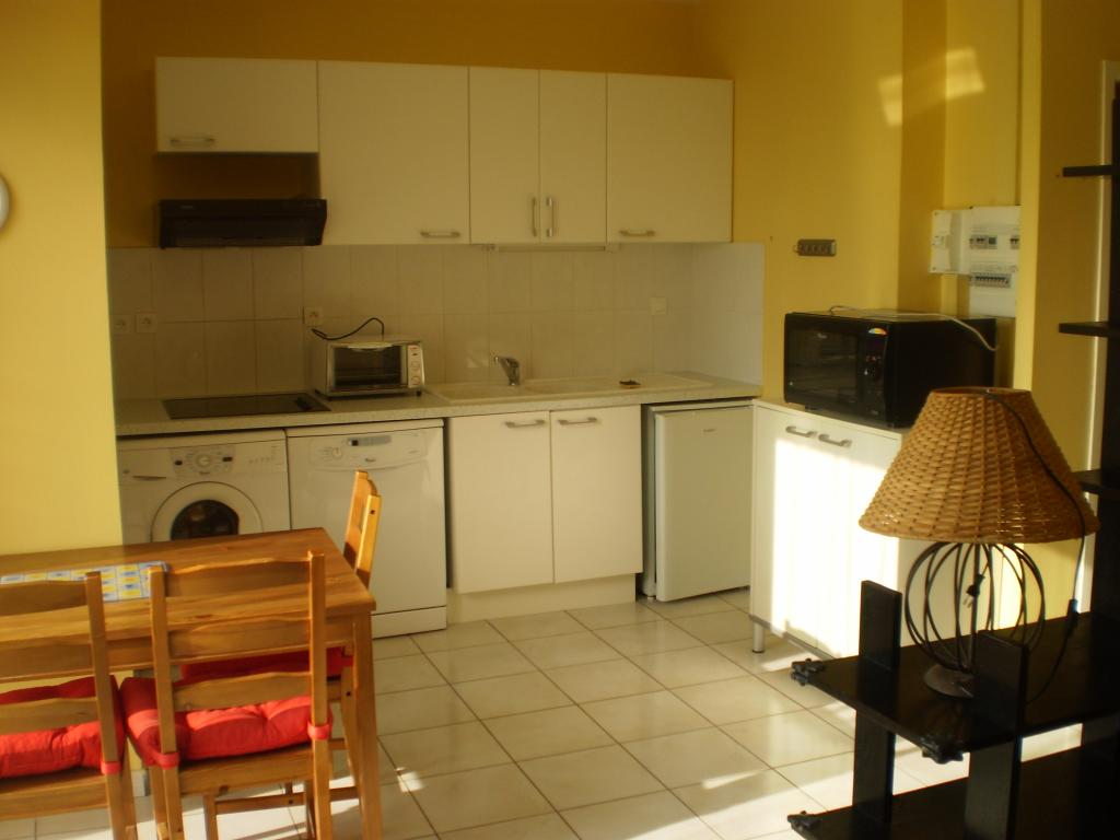 Appartement particulier à Sauteyrargues, %type de 30m²
