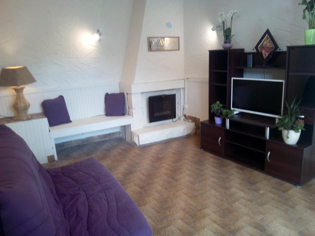 Location appartement entre particulier Montluçon, maison de 48m²