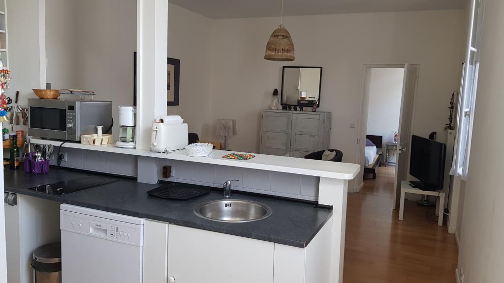 Location appartement entre particulier La Rochelle, maison de 51m²