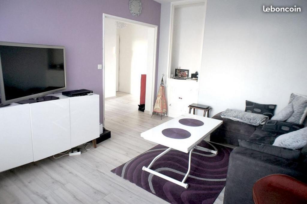 Location de particulier à particulier à Mont-Saint-Aignan, appartement appartement de 58m²