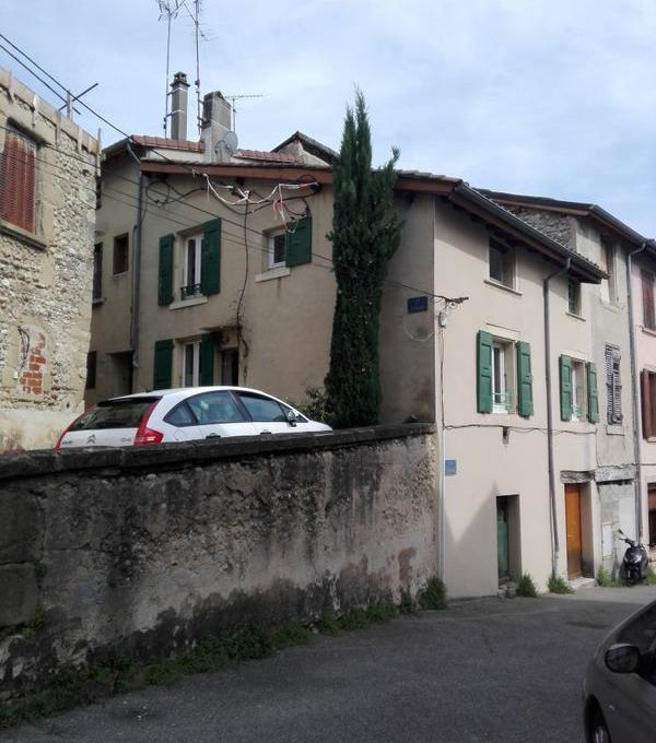 De particulier à particulier, maison, de 72m² à Romans-sur-Isère