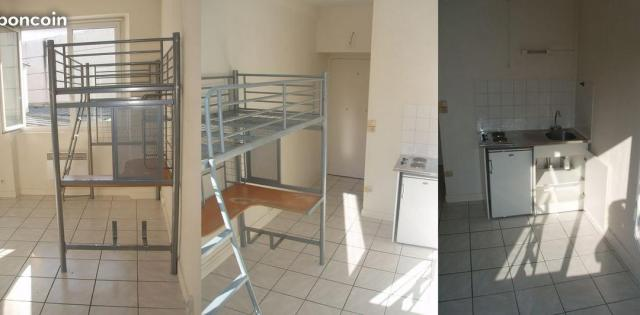 location studio brest de particulier particulier. Black Bedroom Furniture Sets. Home Design Ideas