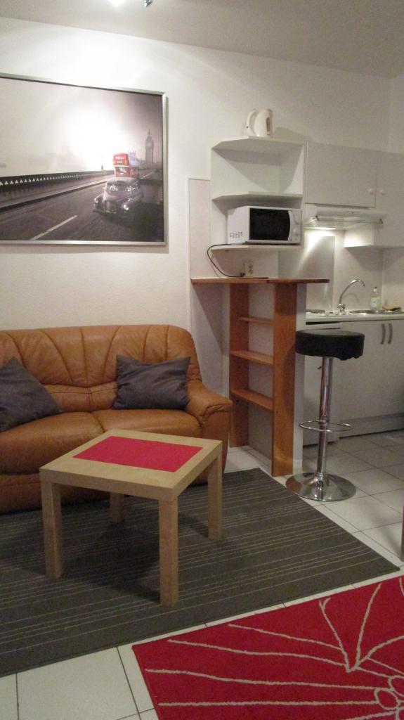 Location particulier à particulier, appartement, de 25m² à Toulouse