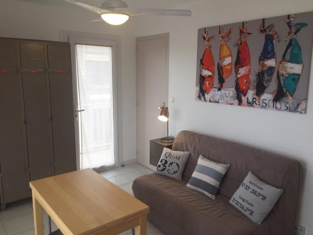 Location appartement T1 Canet en Roussillon - Photo 4
