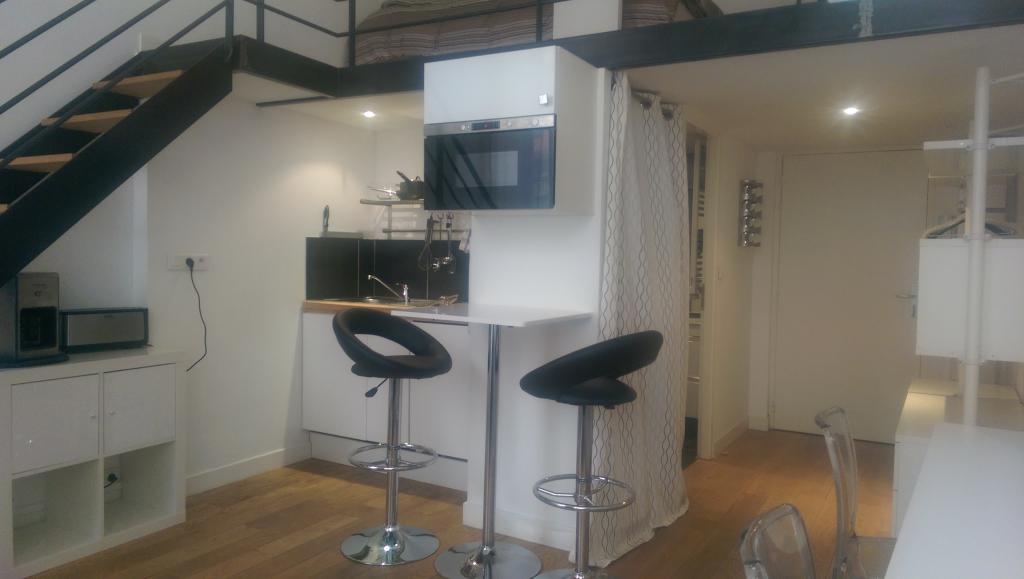 Location appartement entre particulier Lyon 01, appartement de 37m²
