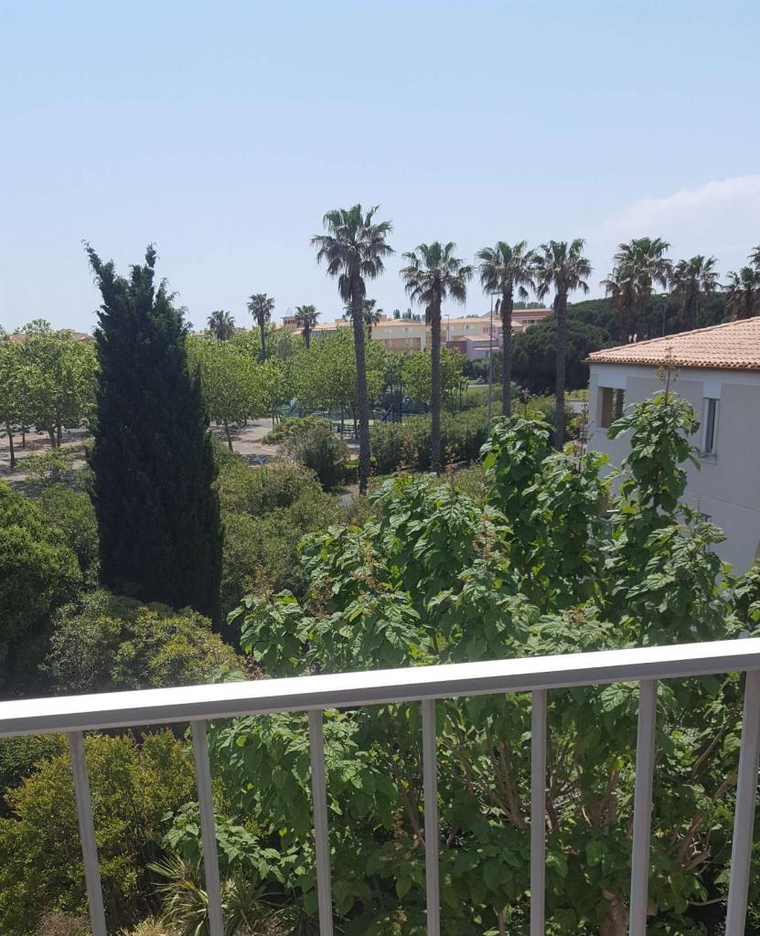 Location appartement par particulier, appartement, de 30m² à Agde