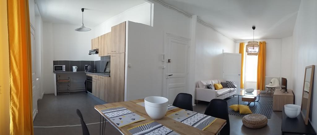 Location particulier, appartement, de 55m² à Périgueux