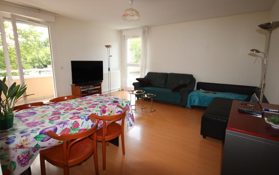 3 chambres disponibles en colocation sur Guyancourt