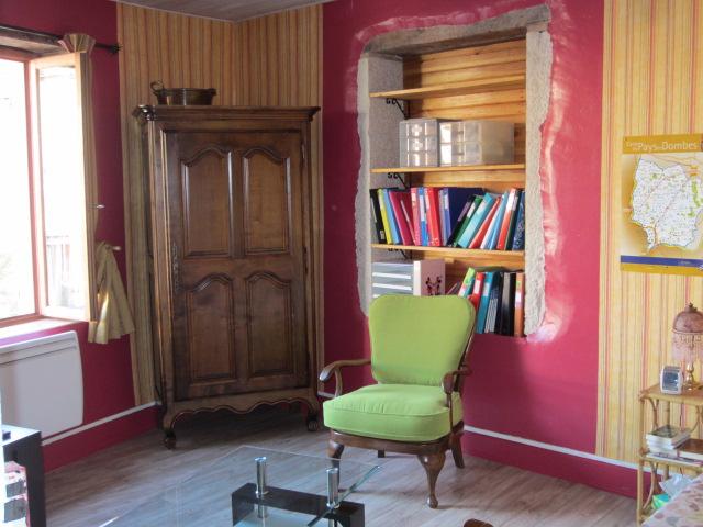 Location particulier à particulier, appartement à Saint-Julien-sur-Veyle, 50m²