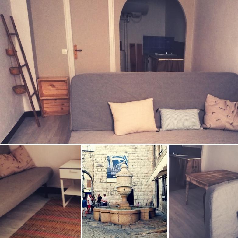 Location appartement entre particulier Vence, studio de 20m²