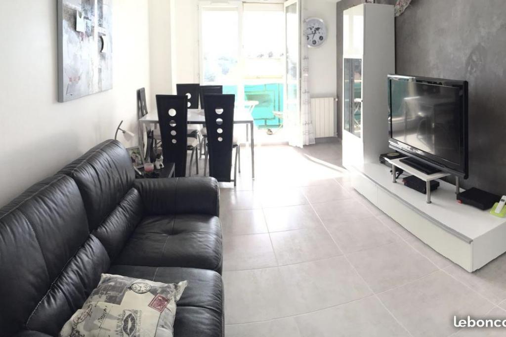 Entre particulier à Marseille 12, appartement, de 55m² à Marseille 12