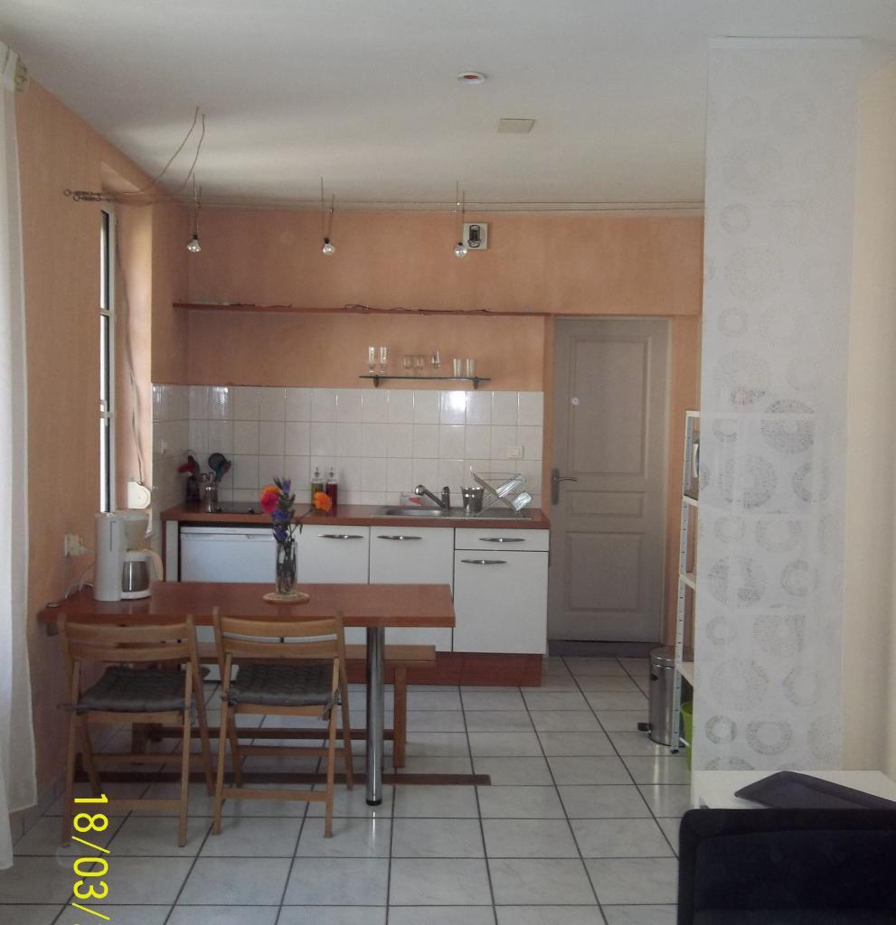 Location particulier à particulier, appartement à Sevrey, 35m²