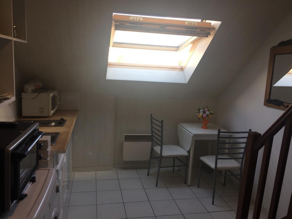 Appartement particulier à Vaux-le-Pénil, %type de 23m²