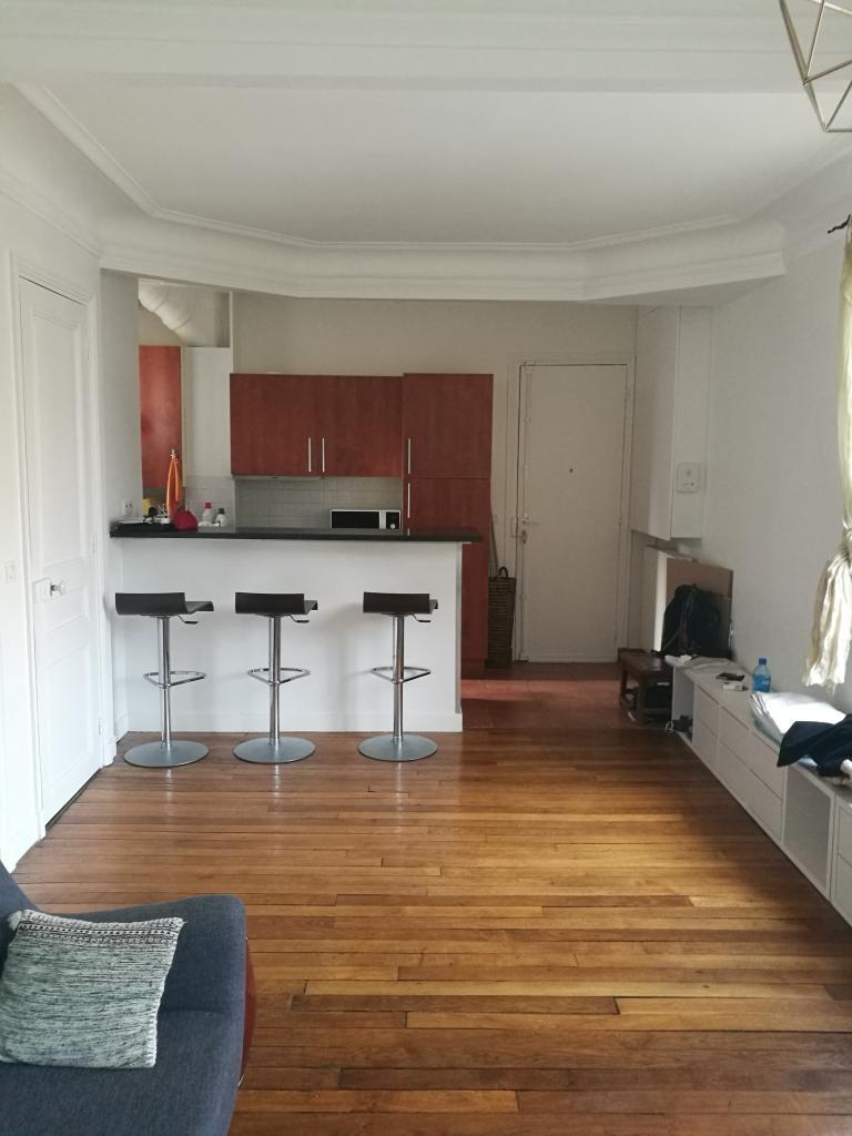 Particulier location Paris 16, appartement, de 37m²