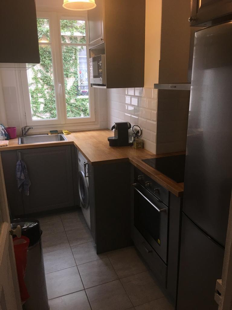 Location de particulier à particulier à Paris 19, appartement appartement de 45m²