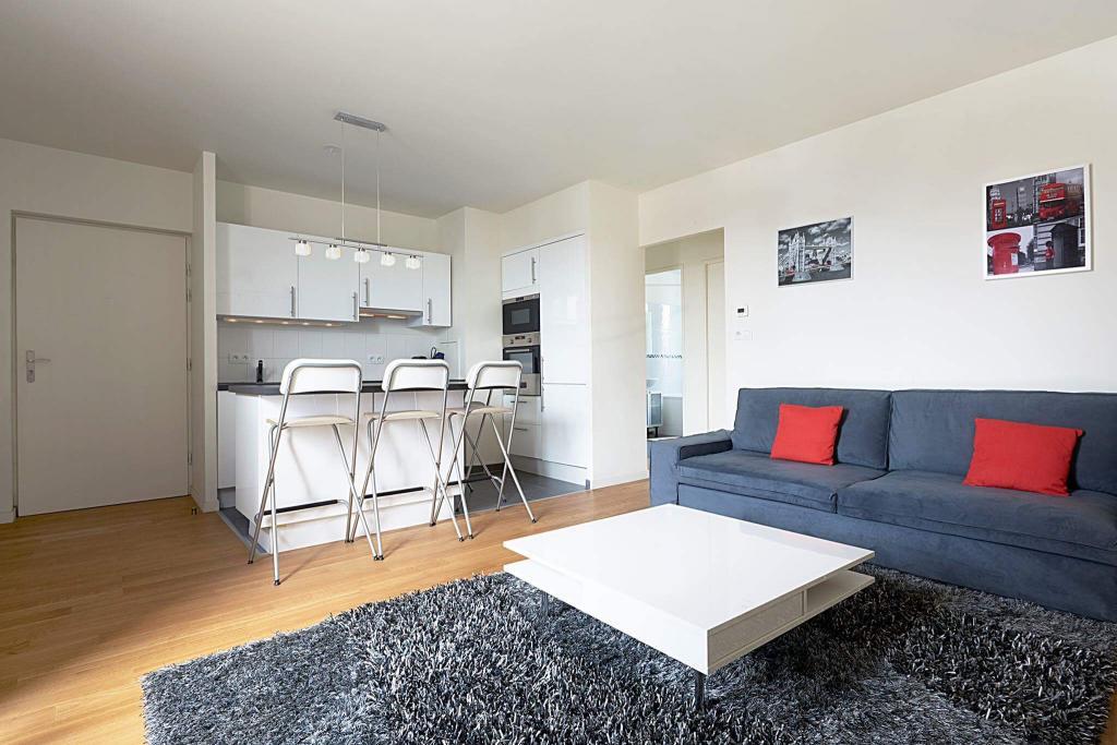 Location appartement entre particulier Puteaux, appartement de 50m²