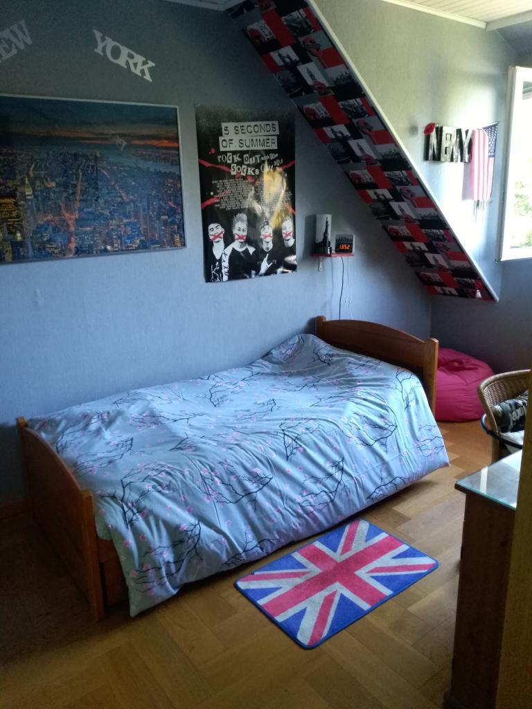 Location particulier à particulier, chambre, de 11m² à Chanteloup-les-Vignes