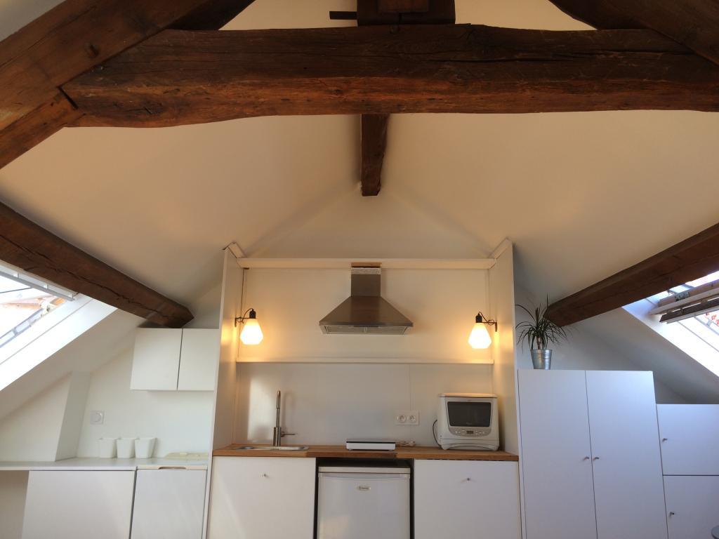 Location appartement entre particulier Garches, studio de 28m²