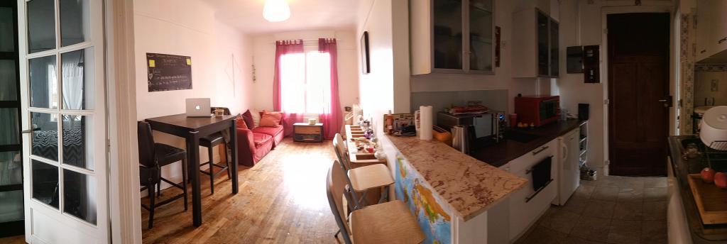 Entre particulier , appartement, de 34m² à Paris 14