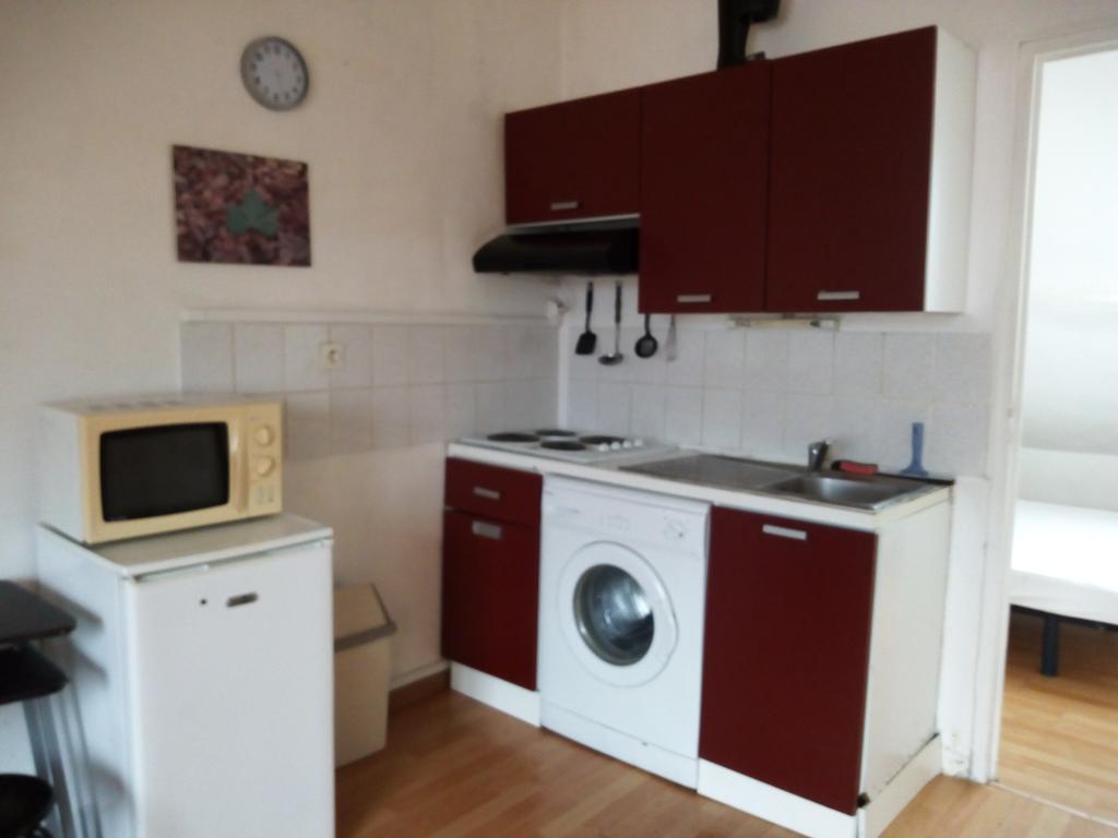 De particulier à particulier Calais, appartement appartement, 35m²