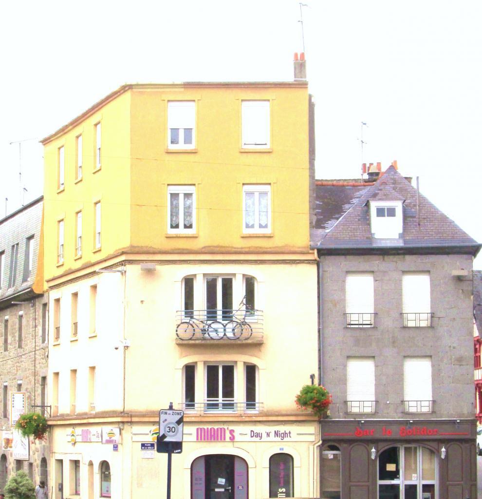 Location particulier à particulier, appartement à Saint-Brieuc, 30m²
