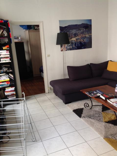 Location appartement T2 Paris 15 - Photo 1