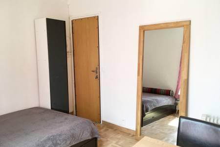 Location Studio Paris 11 Particulier