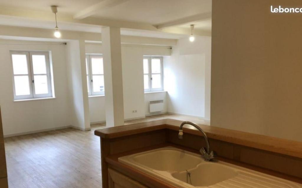 Location de particulier à particulier, appartement, de 66m² à Sevrey