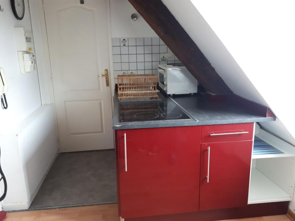 De particulier à particulier Eckbolsheim, appartement studio de 20m²