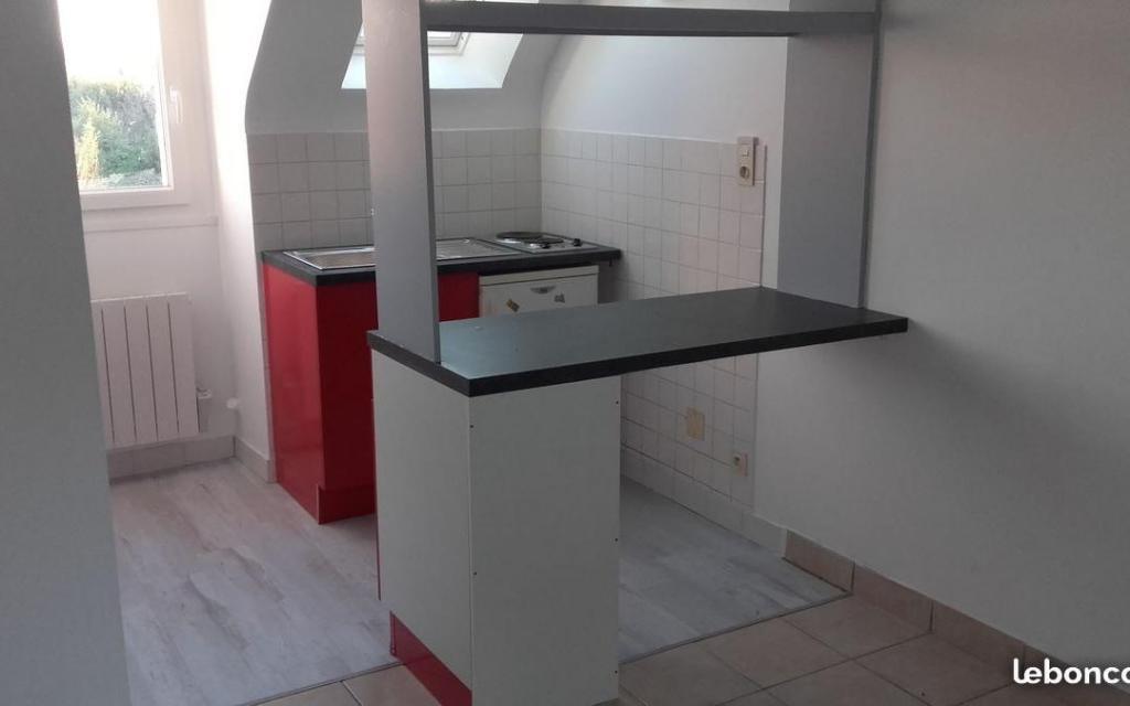 Appartement particulier à Auray, %type de 20m²