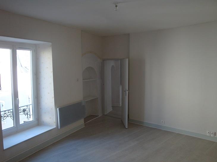 Location particulier à particulier, appartement, de 48m² à Bouesse