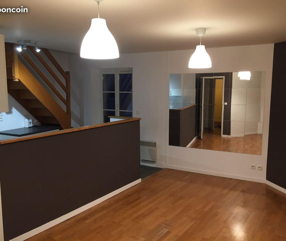Entre particulier , appartement, de 60m² à Fontainebleau
