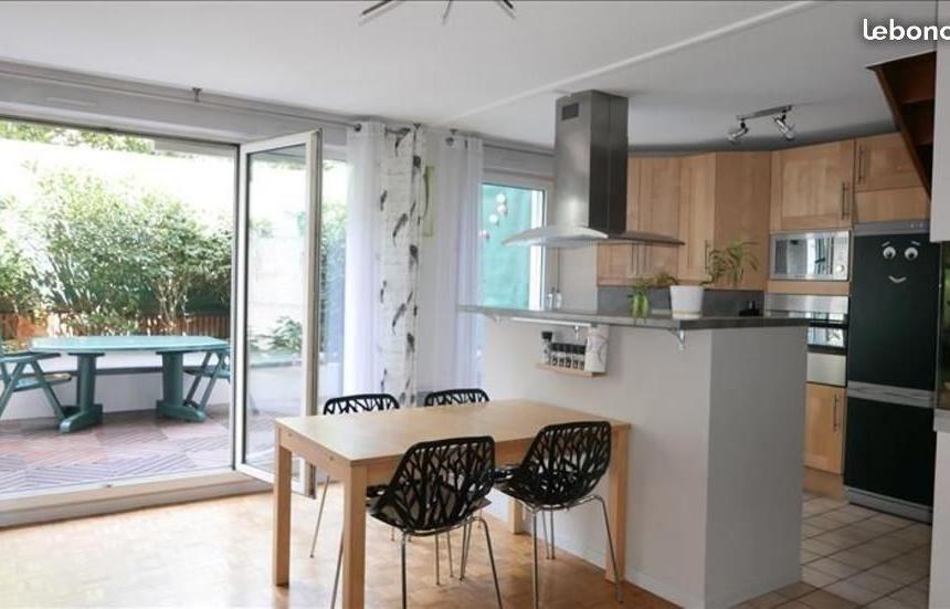 De particulier à particulier, appartement à Villeurbanne, 67m²
