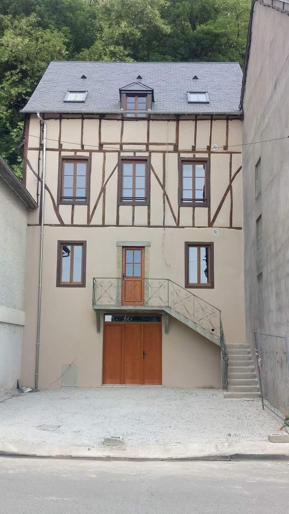 Location appartement par particulier, appartement, de 71m² à Coly