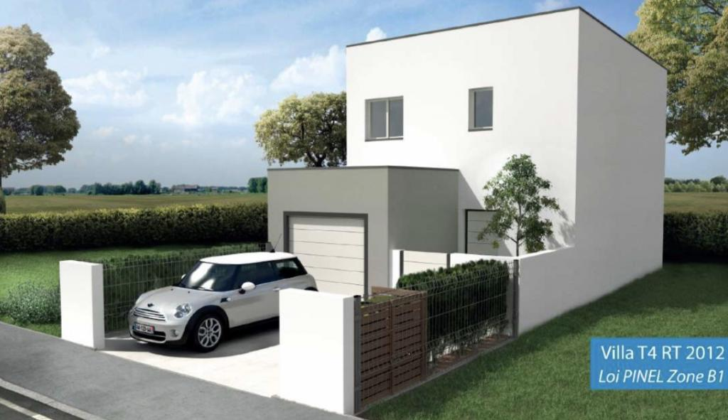 De particulier à particulier, maison à Vendres, 85m²