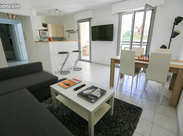 Location appartement T2 Cannes - Photo 2