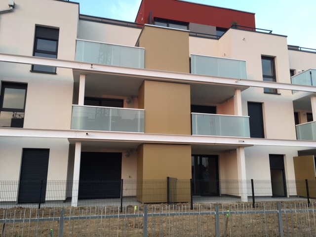 Location appartement T2 Brumath - Photo 1