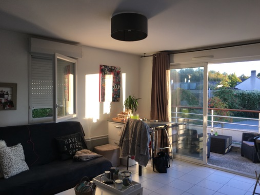 Entre particulier à Saint-Nazaire, appartement, de 62m² à Saint-Nazaire