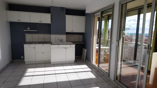 Location appartement T2 Canet en Roussillon - Photo 1