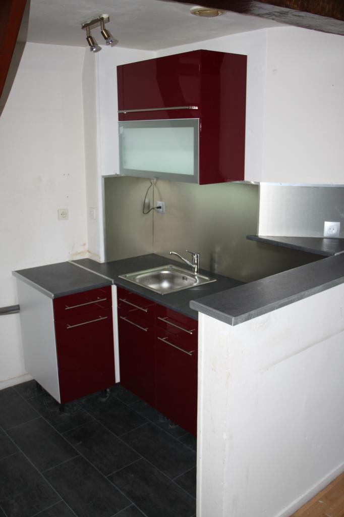 Entre particulier , appartement, de 40m² à Dieppe