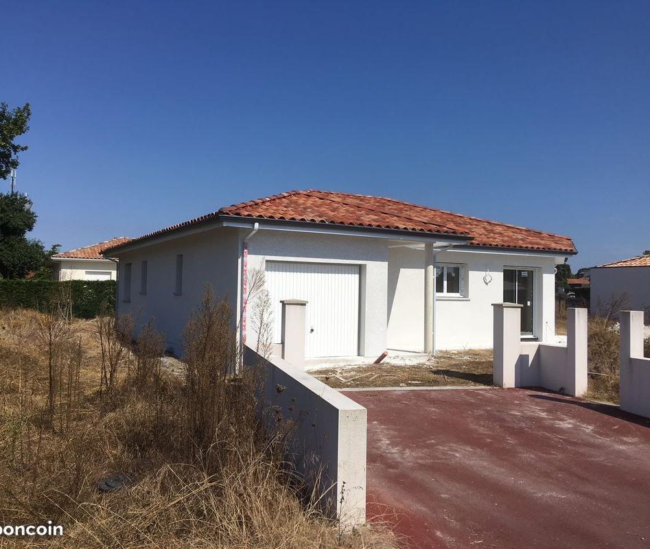 Location immobilière par particulier, Josse, type maison, 111m²